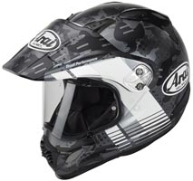 casque arai tour x 4 cover white 2020