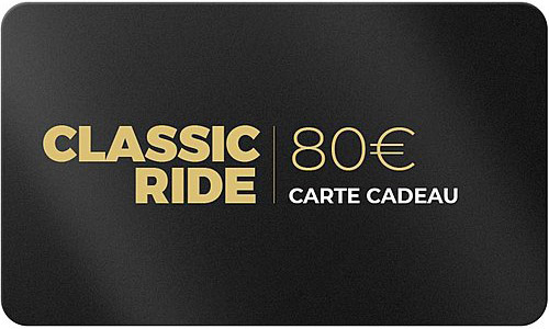 carte cadeau motard classic ride moto vintage